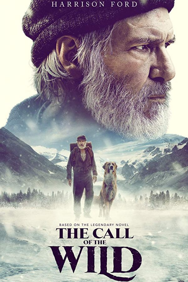 call of the wild-poster