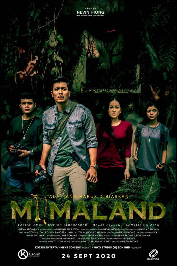 miimaland movieMotion poster