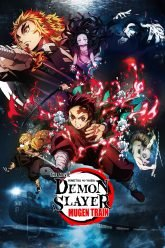 Demon Slayer Poster – Moviemotion
