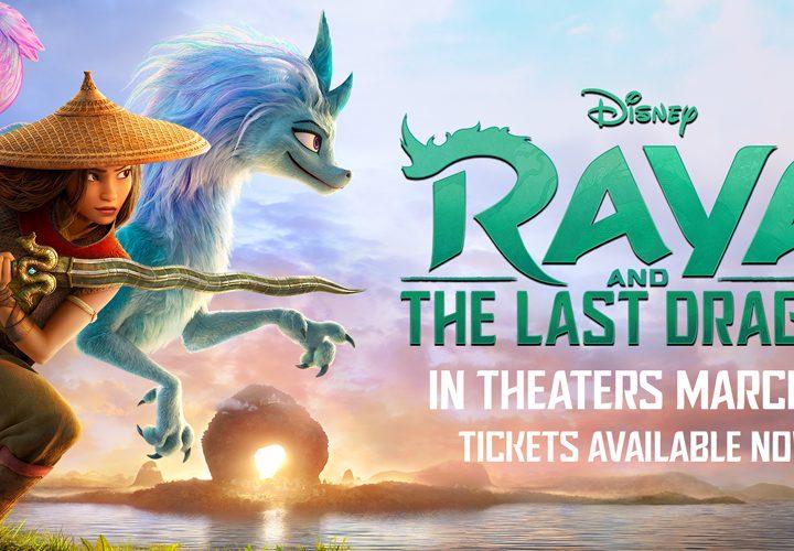 Disney Raya & the Last Dragon Featured – movieMotion