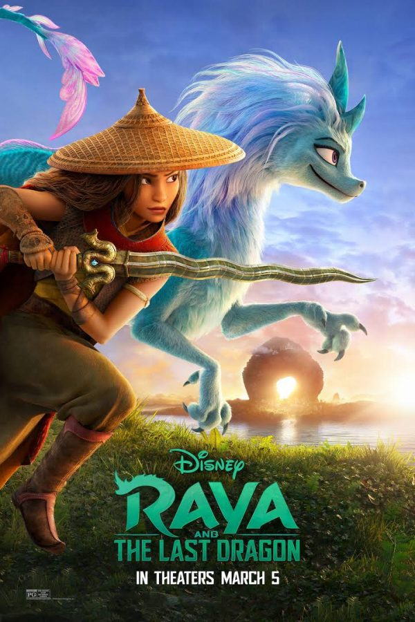 Disney Raya & the Last Dragon Poster – movieMotion