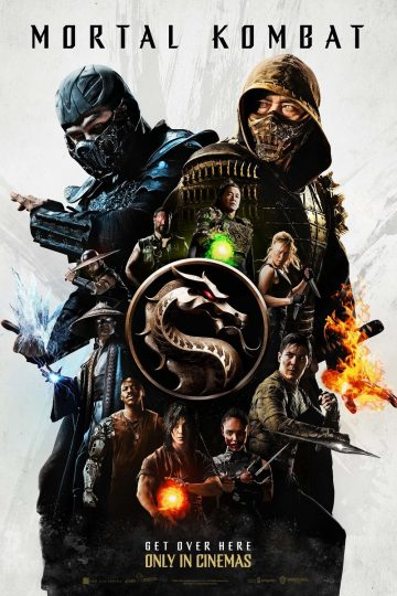 Mortal Kombat Poster – movieMotion